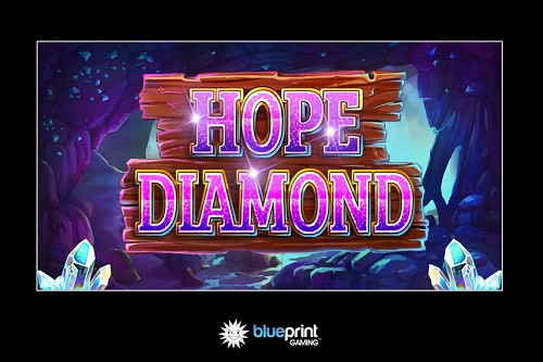 Hope Diamond Launches Blueprint Gaming Video Slot