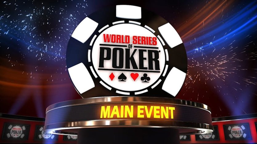 Who reached the final of the American part of the WSOP Main Event