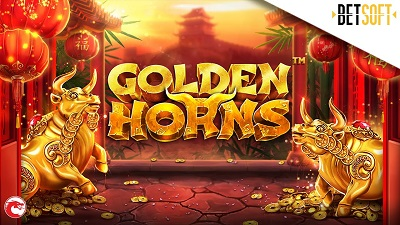 Betsoft has developed a new slot game Golden Horn
